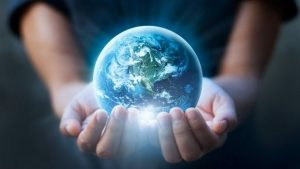 the world is in our hands - climate change telematics