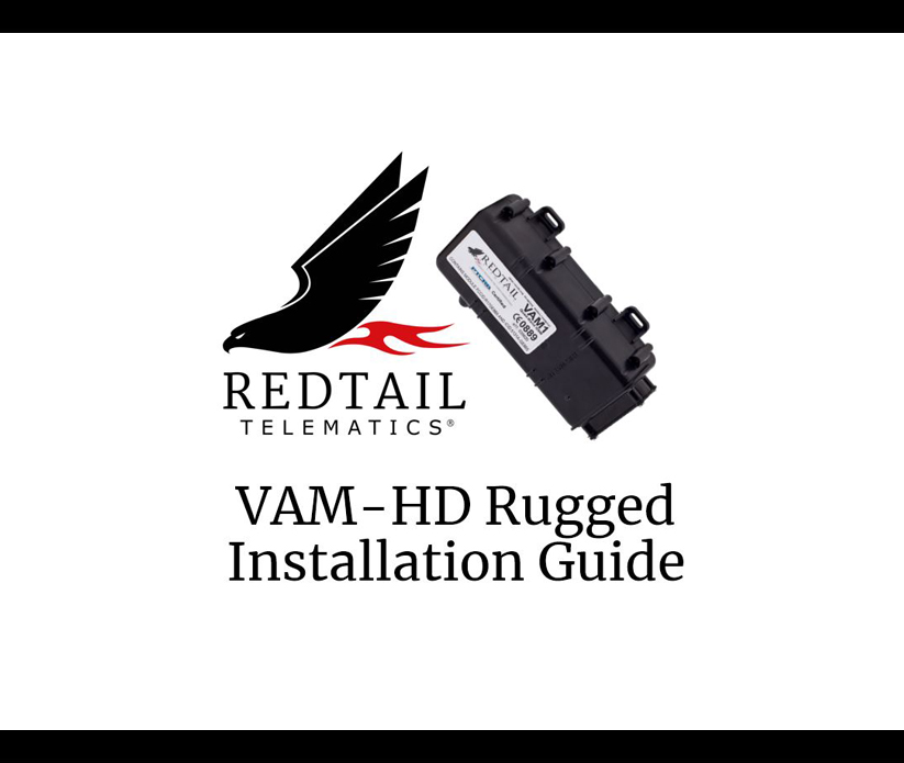 Redtail VAM-HD Rugged