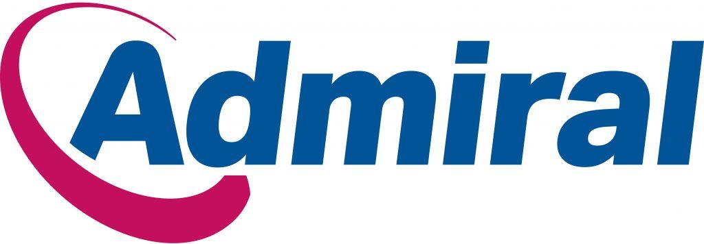 Redtail insurance customer Admiral logo