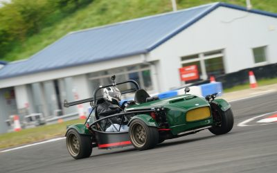 Kit cars and Autosolos – a man and his adrenaline fuelled passion