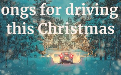 Best songs for driving home this Christmas