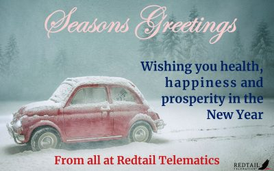 Merry Christmas from Redtail Telematics