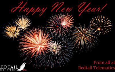 Redtail wishes you a Happy New Year!